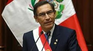 Martín Vizcarra convoca a elecciones generales en Perú para el 11 de abril de 2021