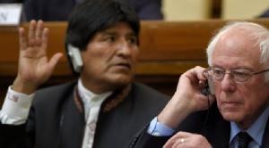 """Embajador de Bolivia en EEUU pide a senador Sanders que no defienda a Evo porque es un """"dictador"""" y """"narcoterrorista"""" 1"""