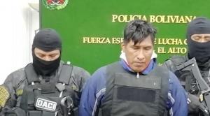 Dictan sentencia de 30 años de cárcel para asesino de niña Esther y lo envían a Chonchocoro 1