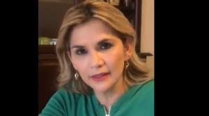 Médico: La presidenta Áñez es asintomática, no tiene fiebre ni tos 1