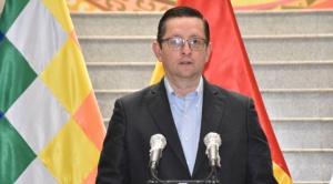 Ministro Óscar Ortiz dio positivo al COVID-19 y fue internado