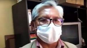 Exjefe de Epidemiología del SEDES de Potosí está en terapia intensiva debido al COVID-19