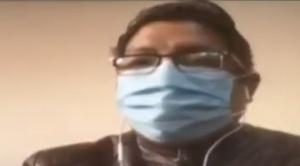 Director del SEDES de Cochabamba se encuentra aislado por sospecha de COVID-19