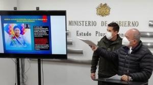 Murillo pide a líderes masistas no convocar a movilizaciones y dice que algunos tienen Covid-19