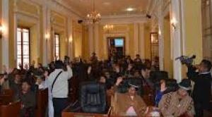 El Presidente de la Asamblea Departamental de La Paz padece coronavirus