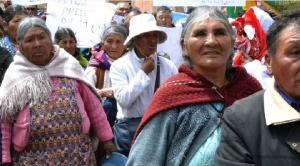 Gobierno adelanta para agosto el pago del aguinaldo de la Renta Dignidad