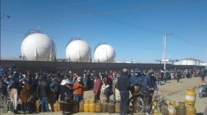 Garantizan provisión de GLP en El Alto y La Paz pero se normalizará de manera paulatina