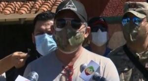 """Ministro de Defensa: Salvador Romero """"es suficientemente hombrecito"""" para que vaya al Chapare"""