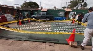 La FELCN decomisa 387 kilos de droga; la afectación al narcotráfico llega a $us 1 millón