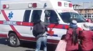 ONU y CIDH reprueban agresión a periodistas y personal de salud en El Alto