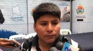 Gobierno denuncia ante la Fiscalía a Loza, éste dice que está listo para que le procesen