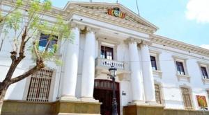 En Tarija proponen reducir sueldos del Ejecutivo y Legislativo en 40% de agosto a diciembre