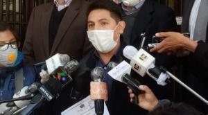 El Gobierno denuncia que el MAS no dejó entregar a la Asamblea el informe escrito de Áñez