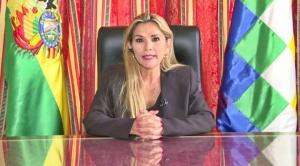 Tras 16 días de advertencias y protestas, la presidenta Añez llama al diálogo