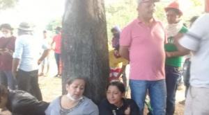 Bloqueadores secuestran y hieren a ocho personas en Jorochito, cerca de Samaipata