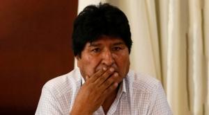 Morales apoya el 18 de octubre como fecha de elecciones y admite que las protestas no tienen apoyo