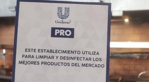 """""""Desinfectado y seguro"""": Unilever propone un programa de higiene a las empresas"""