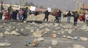 Nueve días de bloqueo dejan más de 30 muertos por falta de oxígeno y pérdidas millonarias