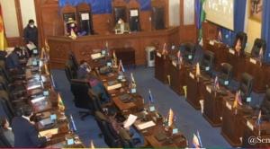 Senado aprueba ley de arraigo por tres meses para autoridades salientes