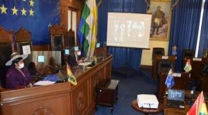 El Senado aprueba ley que fija el 18 de octubre como fecha máxima para las elecciones generales