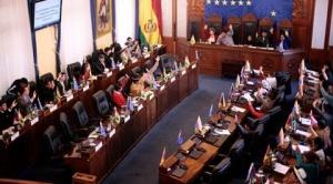 En una frenética jornada, el Legislativo aprobó tres normas de gran trascendencia