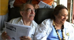 """Muere Mercedes Barcha, la viuda de García Márquez y su sostén mientras escribía """"Cien años de soledad"""""""
