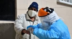 Hallan 600 casos de coronavirus en cuarta jornada de megarastrillaje en La Paz