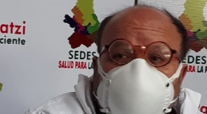 """Sedes La Paz habla de """"iniciar una desescalada"""" de casos y el Comité Científico advierte que continua la pandemia"""