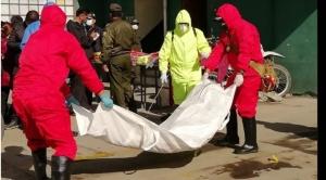 En el inicio de septiembre, La Paz registra 33 fallecidos por coronavirus