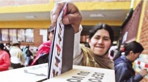 El TSE anuncia que bolivianos residentes en el exterior podrán votar el 18 de octubre