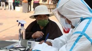 Reportan 860 nuevos pacientes y La Paz, Potosí y Chuquisaca no registraron decesos