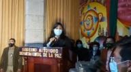 Maritza Huarachi es la nueva directora del Sedes de La Paz