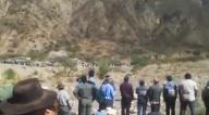 Gobierno insta a dialogar a pobladores de Capinota y Sicaya tras enfrentamientos por agua