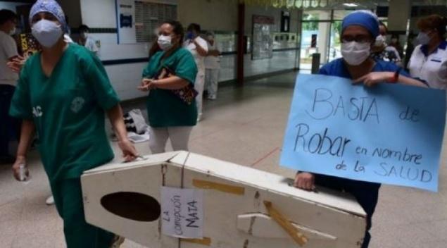 Coronavirus en Paraguay: dejan 3 ministros tras las protestas contra la gestión de la pandemia