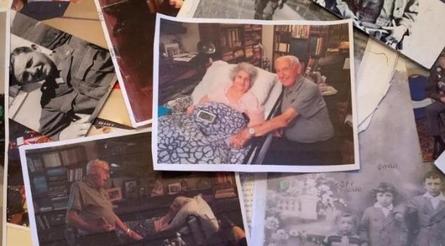 Fueron amantes en Auschwitz y se reencontraron 72 años después