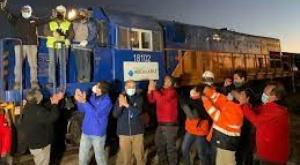 Tras llegada de carga de acero de Chile, Ferroviaria Andina espera llevar soya cruceña a Charaña