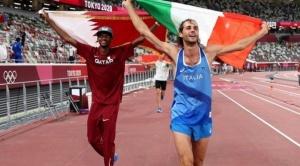 Tokio: por primera vez desde 1912, dos atletas comparten medalla de oro en unos Olímpicos