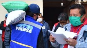 Gobernación extiende solidaridad a trabajadores de medios de comunicación