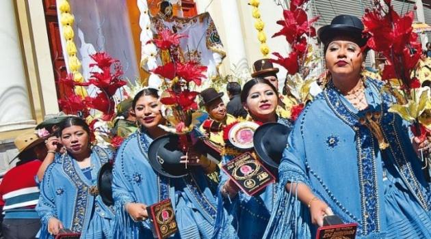Unesco declara a la festividad del Gran Poder Patrimonio Inmaterial de la Humanidad